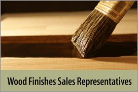 Wood Finishes Sales Representatives