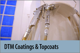 DTM Coatings & Topcoats
