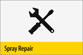 Spray Repair