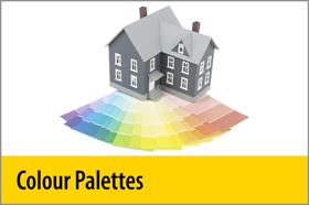 Colour Palettes - PRO