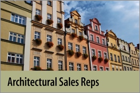 Architectural Sales Representatives