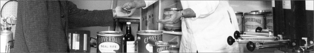 History of Cloverdale Paint | Exceptional Products Since 1933