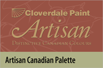 Artisan Canadian Palette
