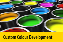 Custom Colour Development