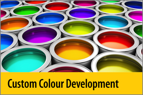 Custom Colour Development - PRO