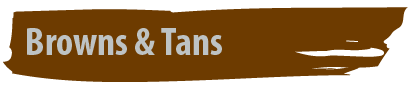 Most Popular Brown and Tan Paint Colours