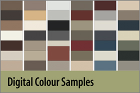 Digital Colour Samples - FYH
