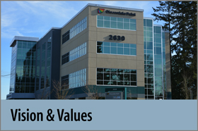 Industrial - About Us - Vision & Values