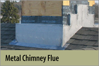 Metal Chimney Flue