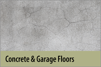 Concrete & Garage Floors