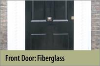 Front Door - Fiberglass