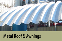 Metal Roof & Awnings