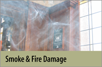 Smoke & Fire Damage