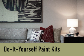 Do-It-Yourself Paint Kits