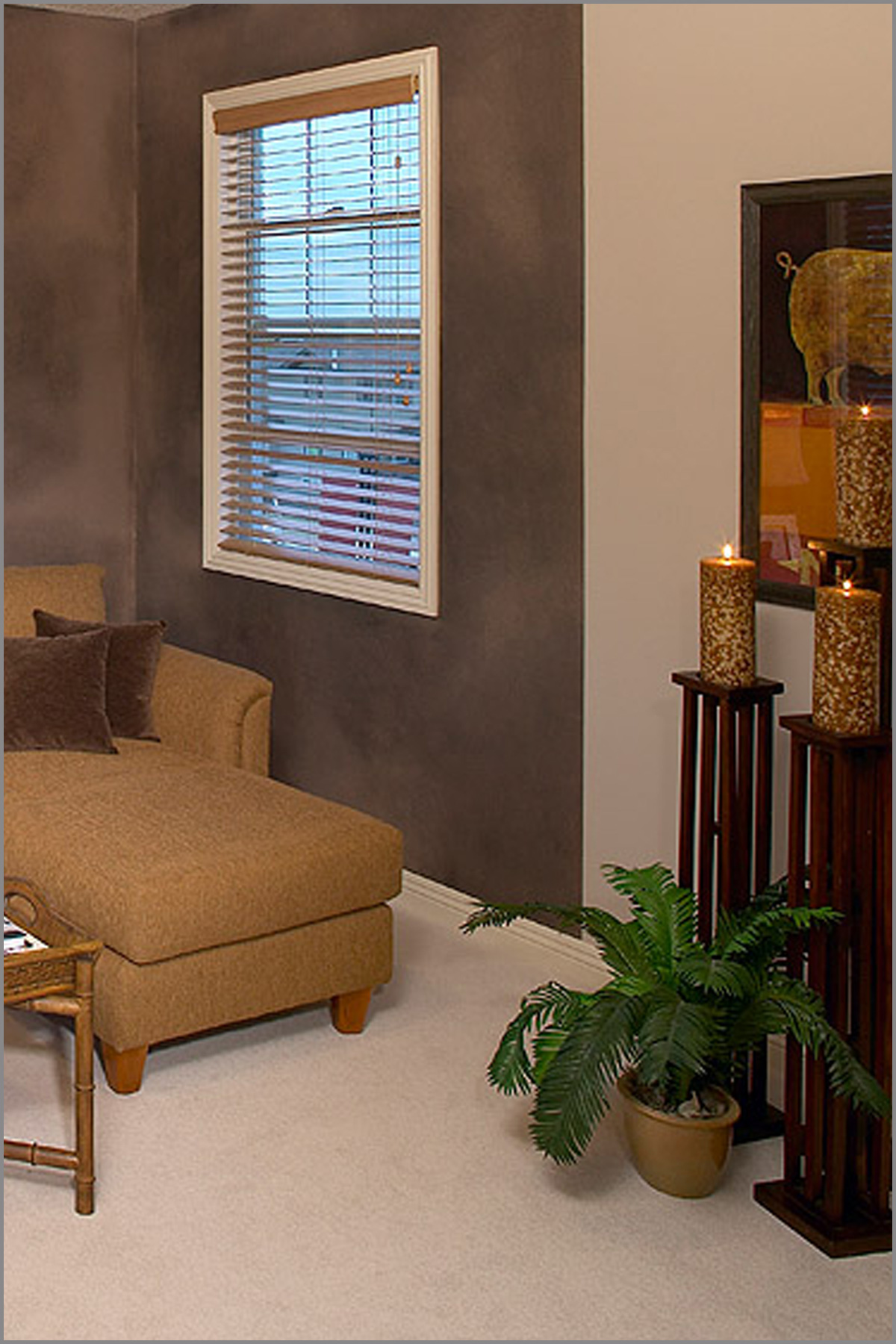 Cloverdale Paint Interior Accent Wall