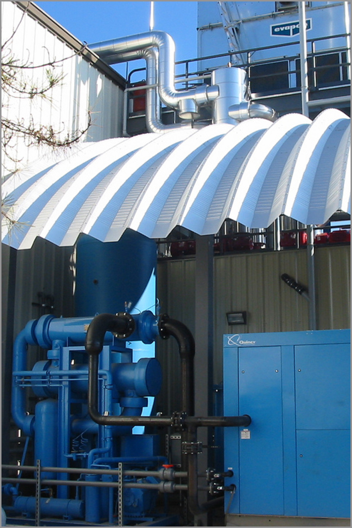 cloverdale paint metal roof awnings