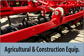 A.C.E. - Agricultural & Construction Equipment