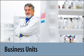 Industrial - Lab - Business Units