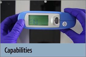 Industrial - Lab - Capabilities