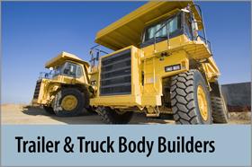 Truck & Trailer Body Builders