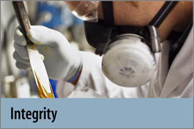 Industrial - Lab - Integrity