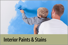 Interior Paints & Stains
