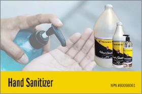 Hand Sanitizer - PRO