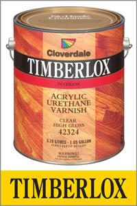 Timberlox Varnishes