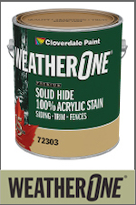 WeatherOne Stains