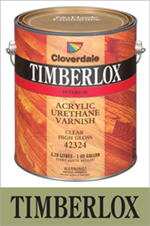 Timberlox Varnishes