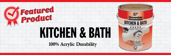 February 2020 Featured Product of the Month - Kitchen and Bath
