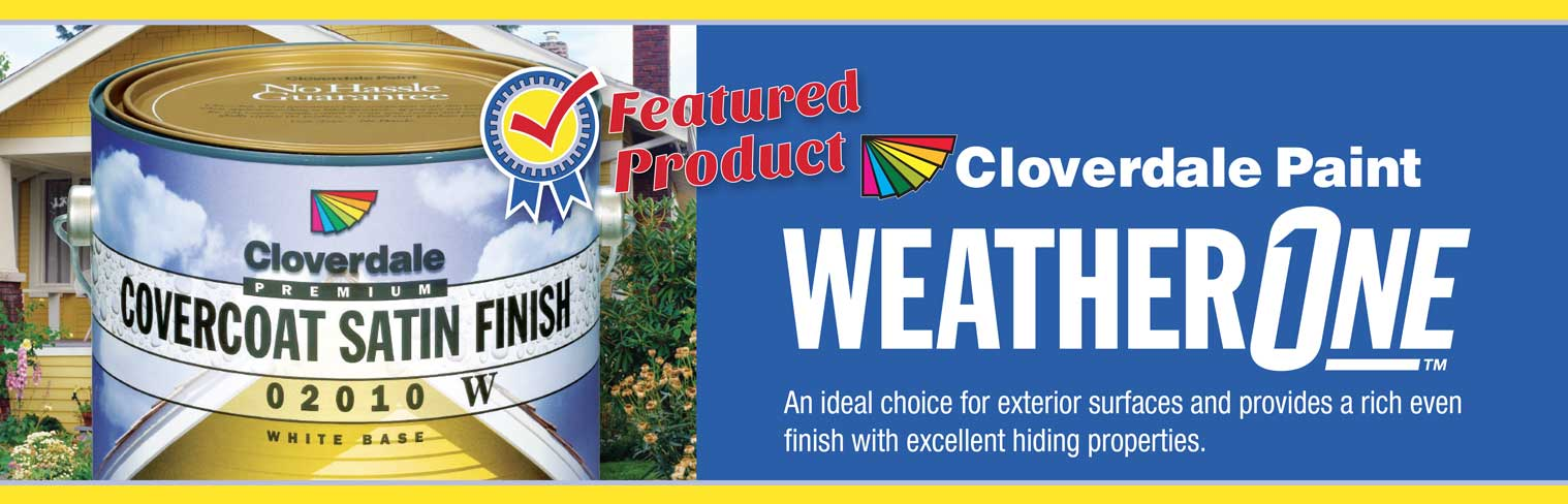 Featured Product of the Month: WeatherOne CoverCoat